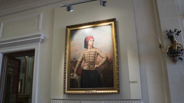 Hussein Bey , Son of Mohamed Ali