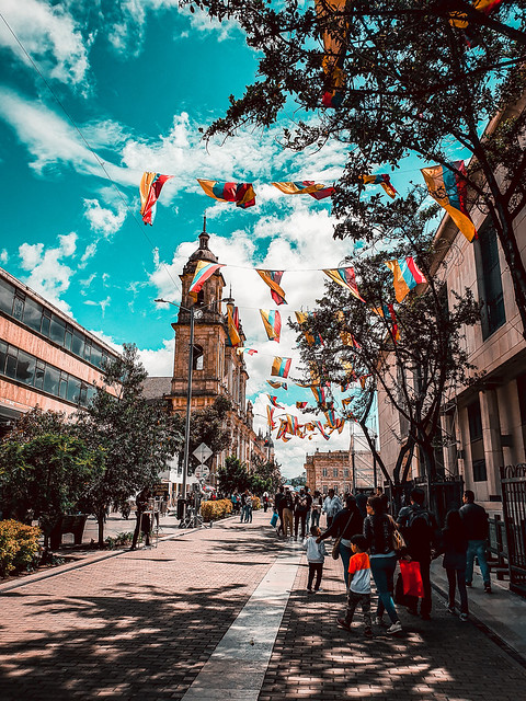 Bella Bogotá... Septimazo