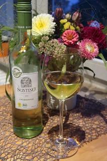 Chardonnay (Sontino BioVegan Wein)