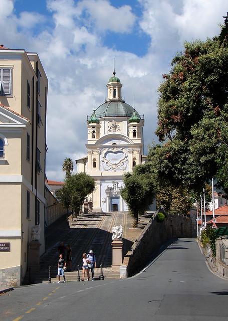 San Remo - Santuario della Madonna della Costa
