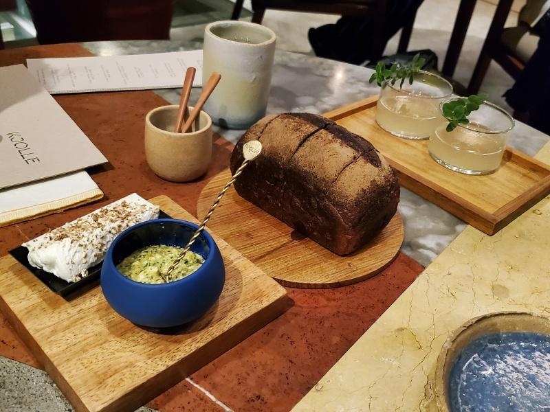 Kjolle bread Lima