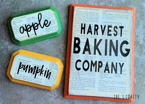 Easy DIY Wooden Signs for Fall