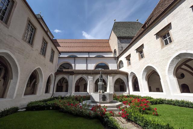 Bressanone - Abbazia di Novacella