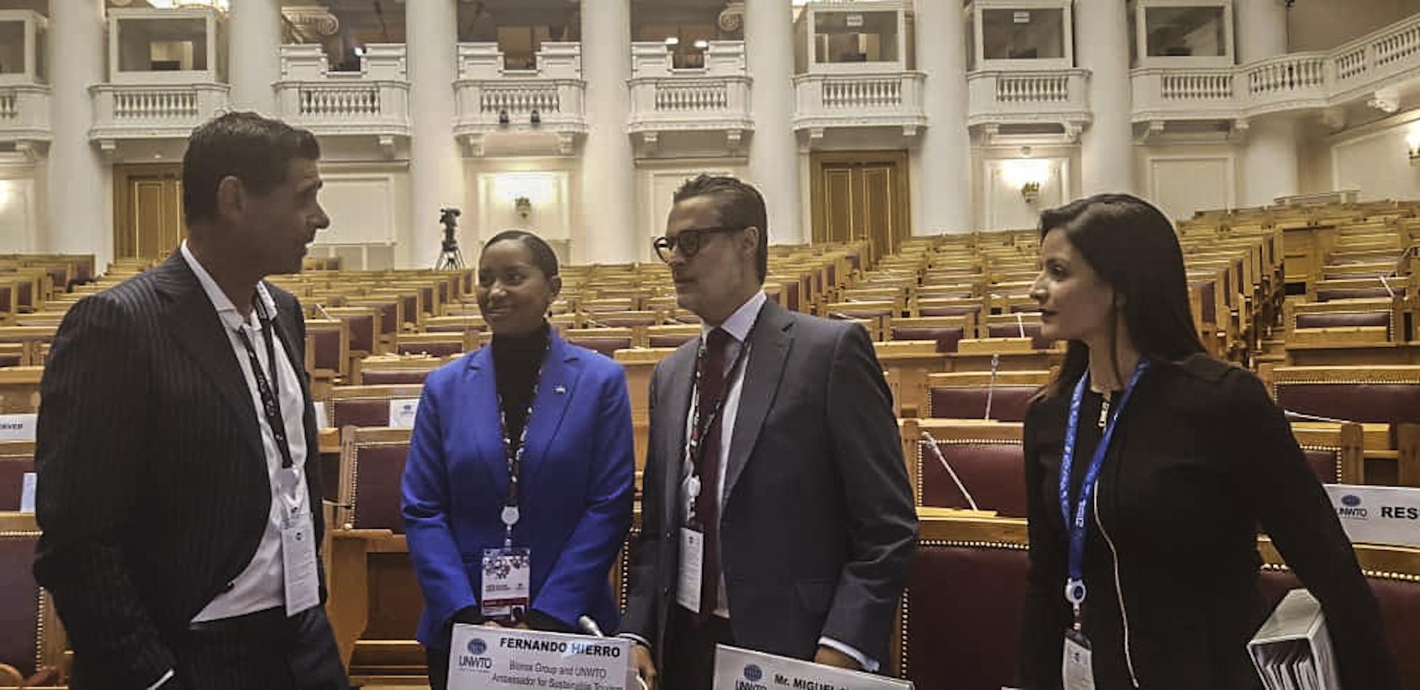 Venezuela muestra potencial turístico en 23.ª Asamblea General de la Organización Mundial de Turismo