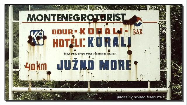 Hotel Koralj Juzno More (Montenegro)