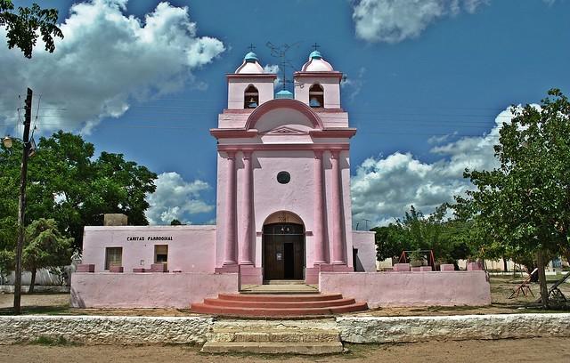 Iglesia de La Higuera