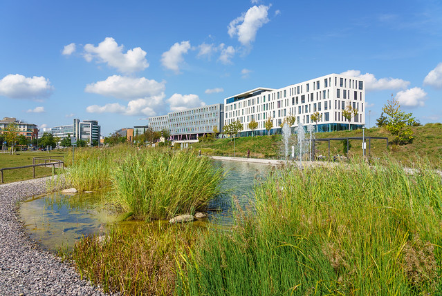 City Park Karlsruhe am See