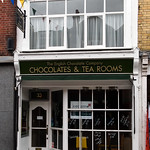 The English Chocolate Company Chocolates & Tea Rooms
