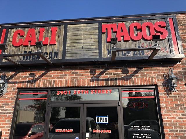 Cali tacos