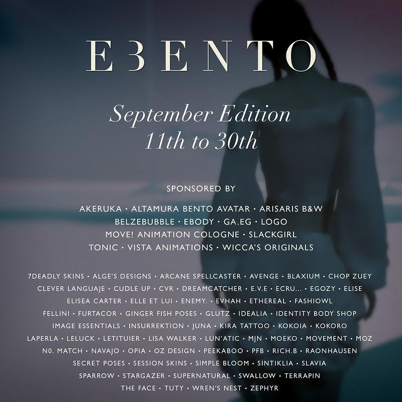 eBento September