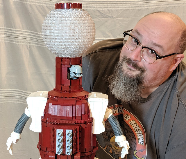 Tom Servo and Me - The end of the journey