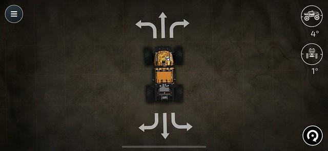 能克服各種崎嶇地形的硬派越野車! LEGO 42099 科技系列【4X4 X-treme Off-Roader】開箱報告&實車測試