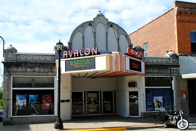 Avalon Theatre - Platteville, Wisconsin