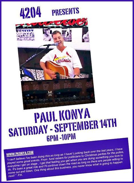 Paul Konya 9-14-19