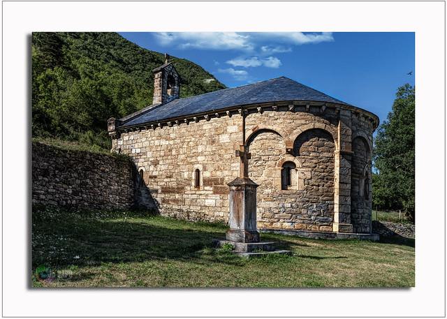 """Chapelle d'Argos à Vielle Aure: """"Il n'y a point de chapelle, si petite soit-elle, où l'on prêche au moins un fois dans l'année."""""""