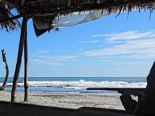Playa Toluca, Libertad, El Salvador