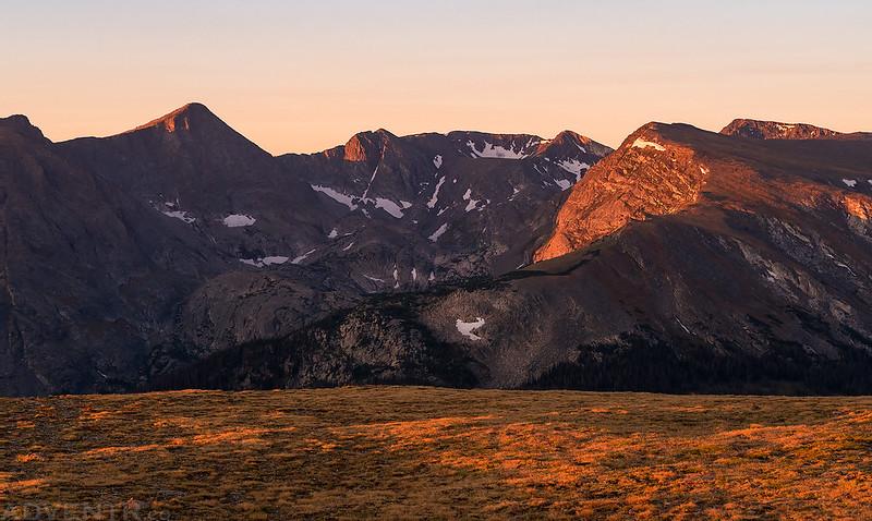 Trail Ridge Morning