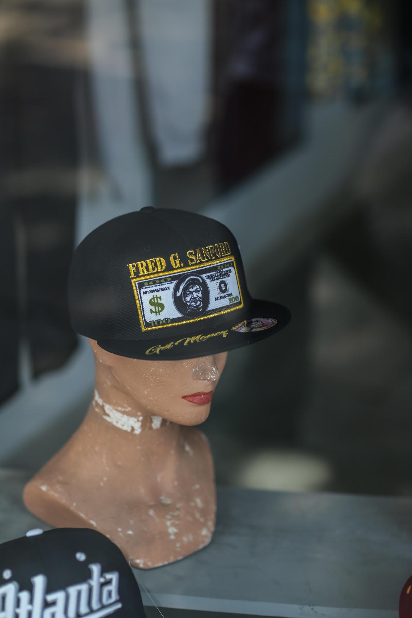 Fred G. Sanford Money Hat