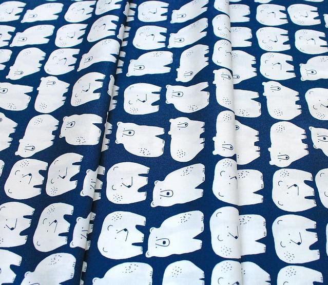 Dashwood Studio Laska 1542 Polar Bear Navy