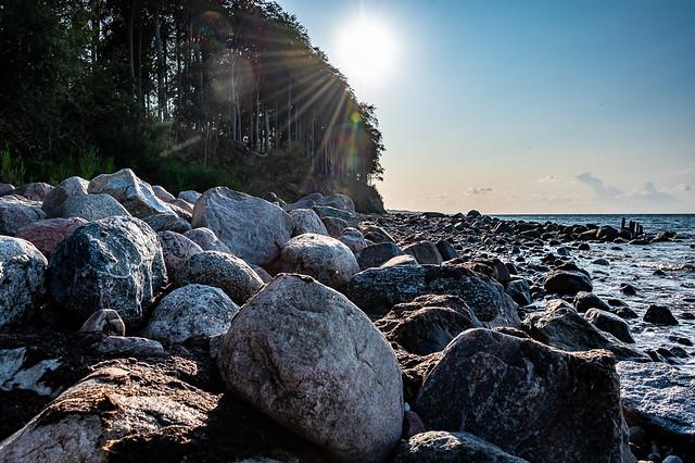Stones beach Baltic Sea - Heiligendamm - 4188