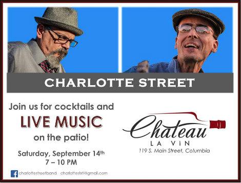 Charlotte Street 9-14-19