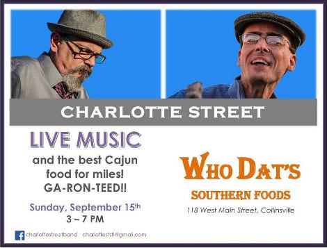 Charlotte Street 9-15-19