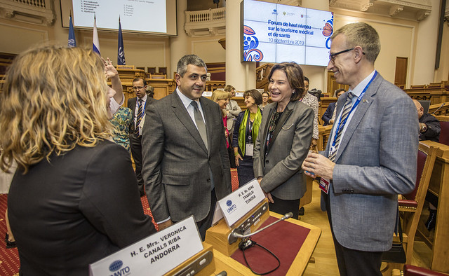 General Assembly - High-level forum on Medical and Health tourism