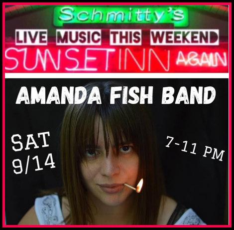 Amanda Fish Band 9-14-19