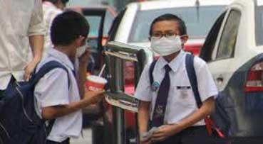 3 schools in Johan Setia, Klang ordered closed due to haze