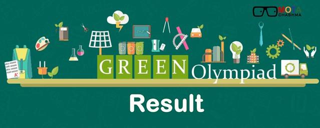 green olympiad result
