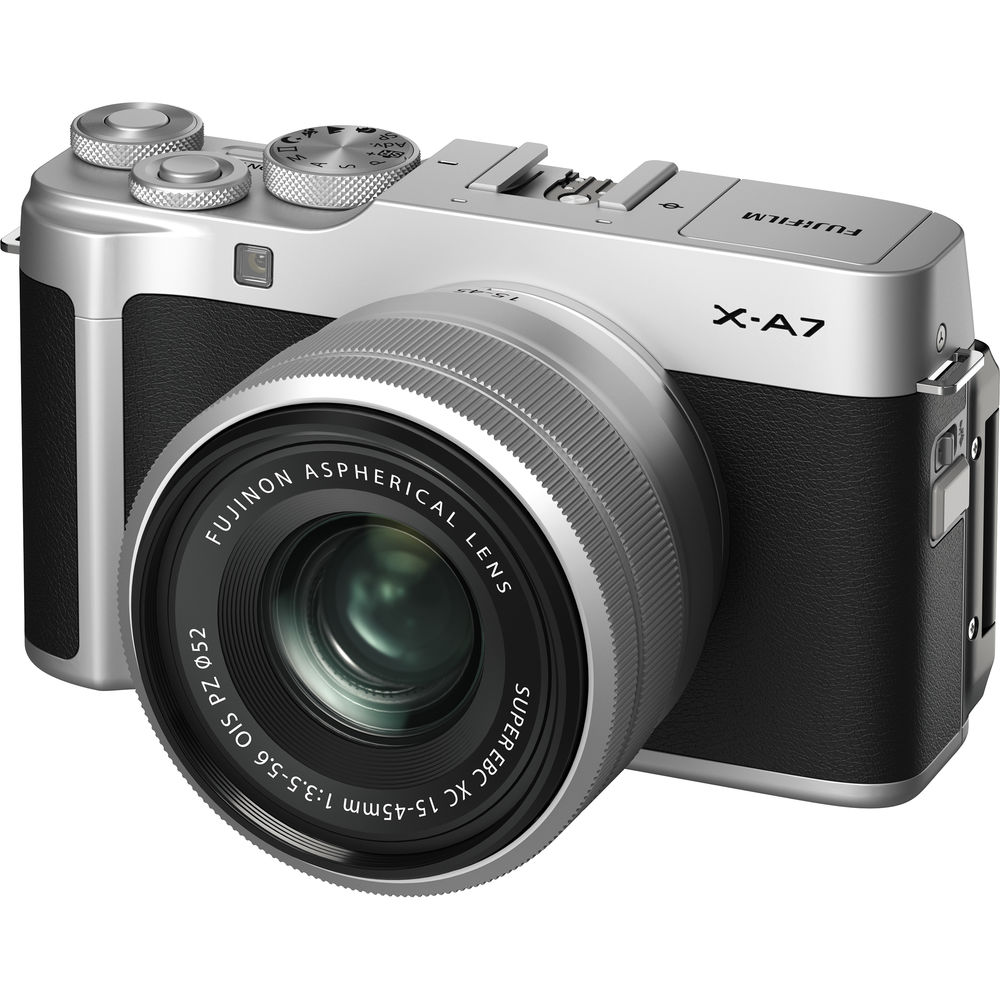 Fujifilm X-A7 Silver