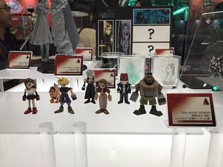 經典方塊人立體化!《FINAL FANTASY VII 重製版》發售紀念抽獎  角色模型原型公開!