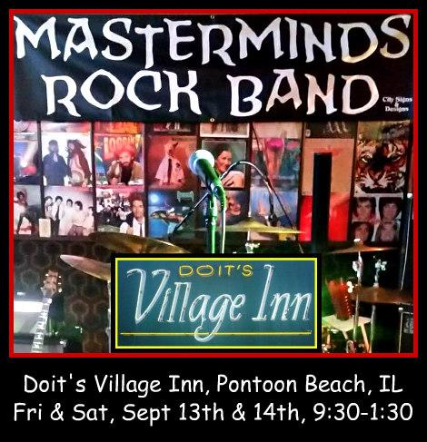 Masterminds Rock Band 9-13, 9-14-19
