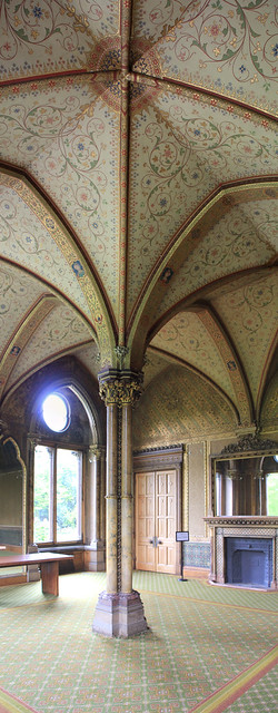 The Drawing room, Kelham Hall