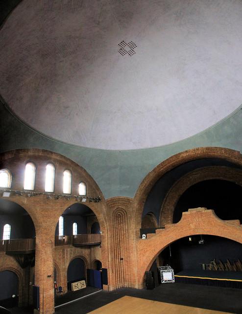 Domed hall