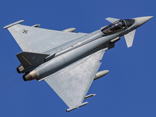 Luftwaffe | Eurofighter EF-2000 Typhoon S | 30+51