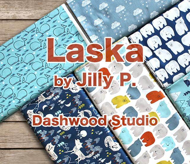 Dashwood Studio Laska Collection by Jilly P.