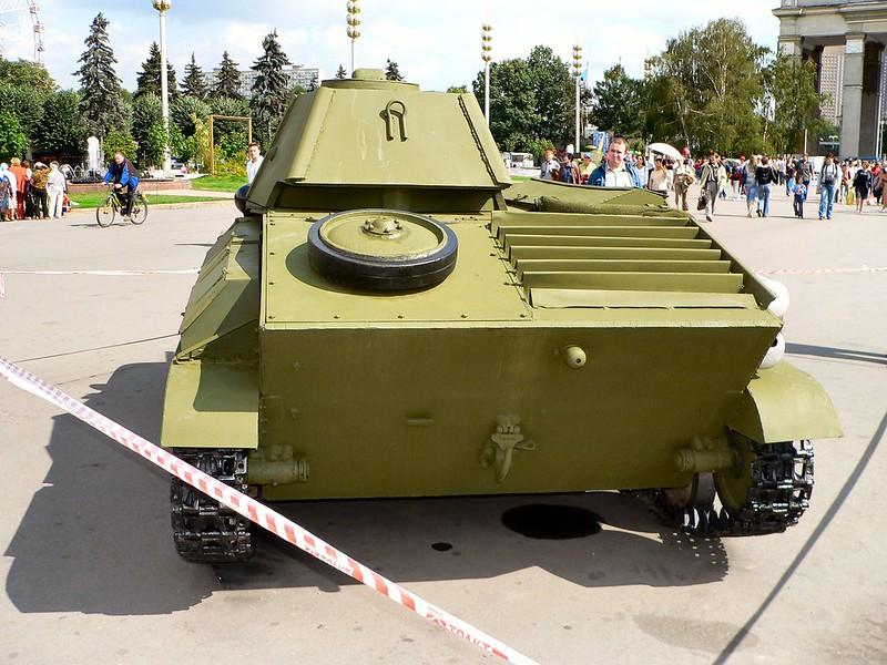T-70 Light Tank 5