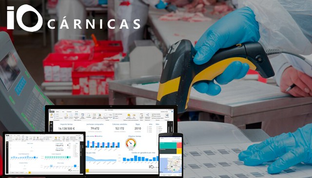IOCárnicas, el software integral para la industria, realizará demostraciones interactivas en Meat Attraction
