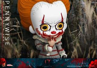 Hot Toys - COSB684 - COSB686 -《牠:第二章》潘尼懷斯  IT Chapter Two Pennywise Cosbaby