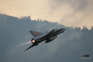 Saab J35J Draken /  SE-DXR / 56