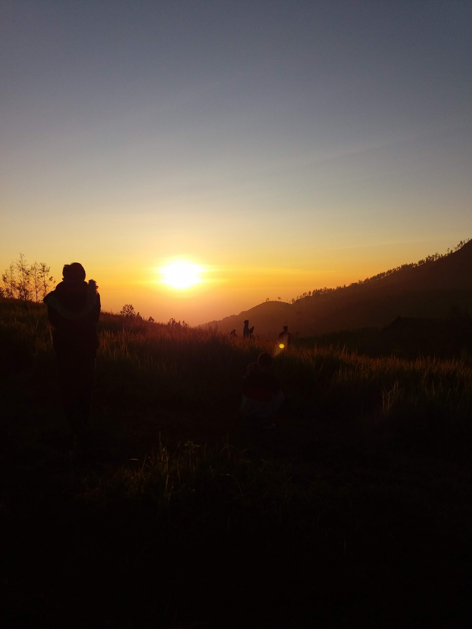 puncak sunrise