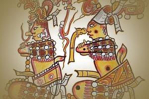 Hunahpú and Xbalanqúe