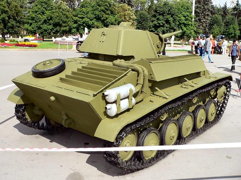 T-70 Light Tank 6