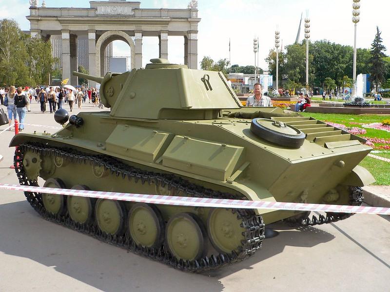 T-70 Light Tank 4