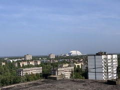 Oekraine 2019, Chernobyl Exclusion Zone, Pripyat (38)