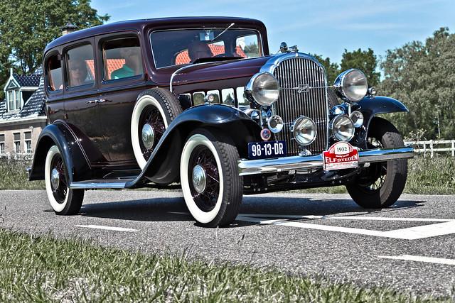 Buick Sedan 1932 (5576)