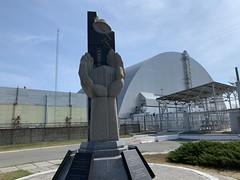 Oekraine 2019, Chernobyl Exclusion Zone, NPP (4)