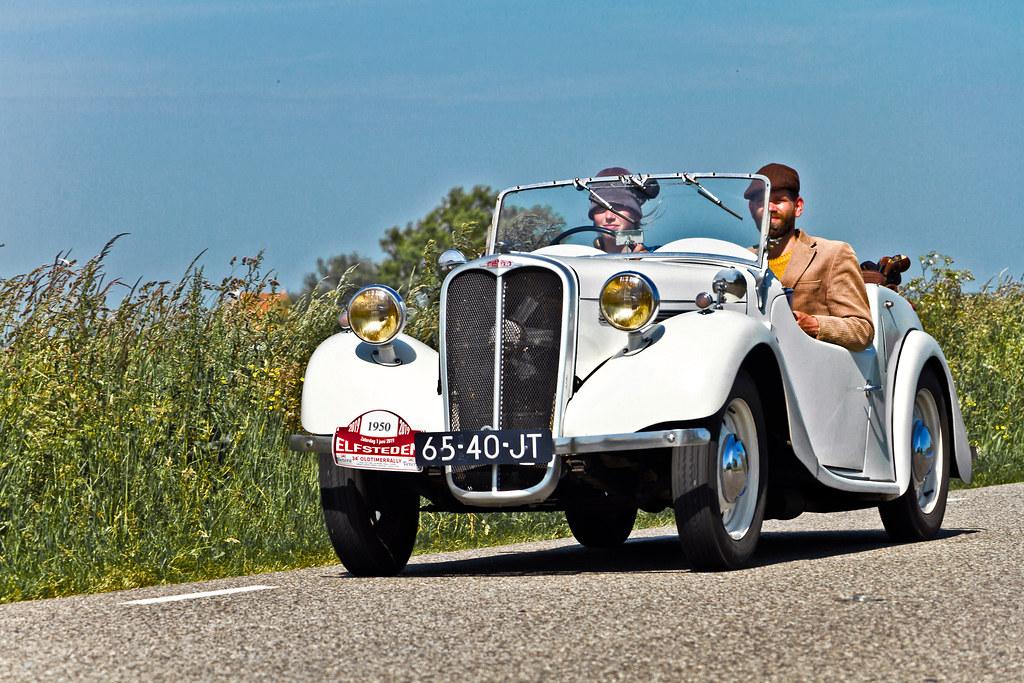 Singer Nine Roadster 1950 (6163)
