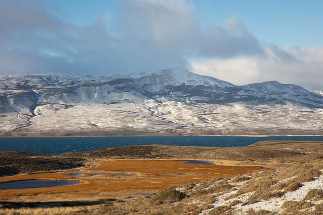Paysage de Patagonie / landscape
